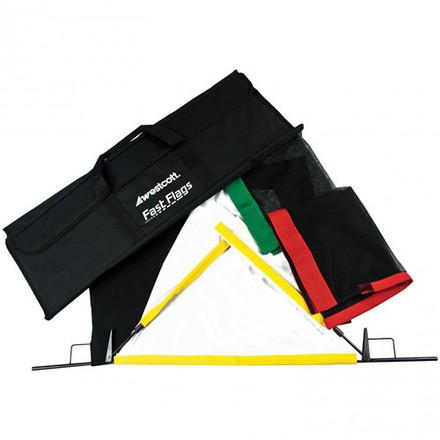 Westcott Fast Flags Scrim Kit 24x36