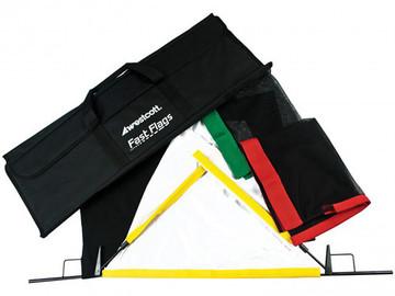 Rent: Westcott Fast Flags Scrim Kit 24x36