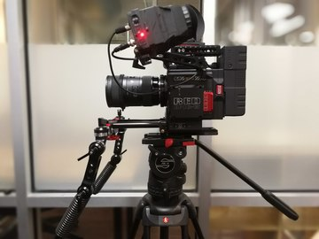 RED Epic-W Full Production Package w/Lenses, Tripod, Monitor
