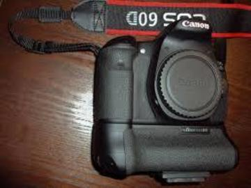 Rent: Canon EOS 60D (Body Only)