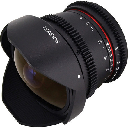 Rokinon 8mm for M43