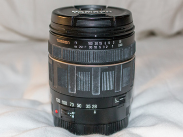 Tamron AF 28-200mm f/3.8-5.6 XR Aspherical (IF) for Canon
