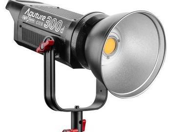 Rent: Aputure LS C300D Light Storm COB 300d Daylight LED
