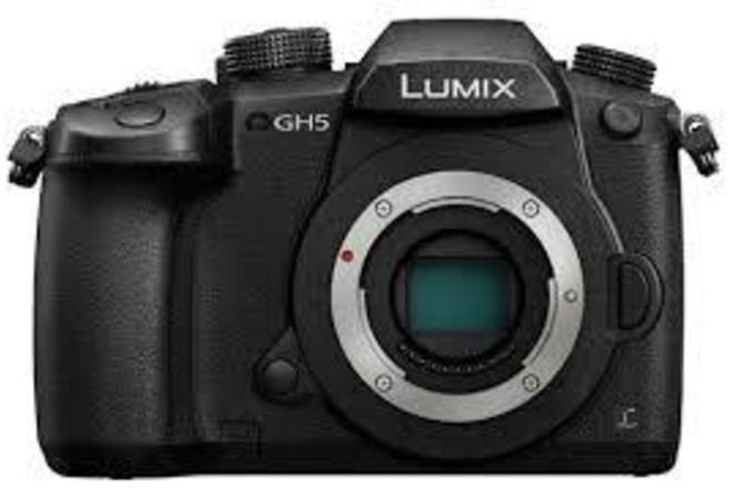 Panasonic Lumix GH5 Digital Camera + Speedbooster