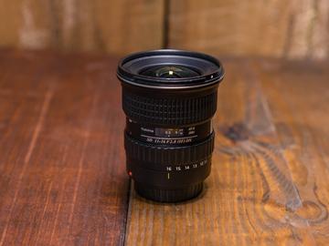 Rent:  Tokina ATX PRO 11-16mm F2.8