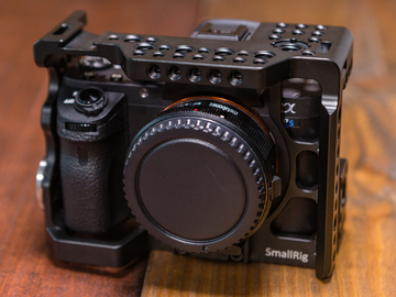 Rent: Sony a7S II Production Package