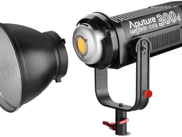 Apurture 300d with Octagon/Fresnel/Spacelight/LightStand