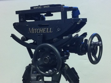Rent: Mitchell Geared Tripod Head