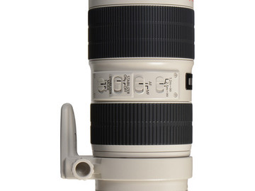 Rent: Canon 70-200mm f2.8L ii IS zoom lens