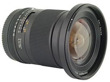 Rent: Zeiss C645 Medium Format T* lens set - optional EF adapter