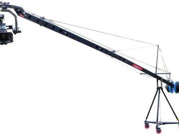 Rent: Jib up to 24'. Camera Crane