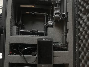 MoVI Freefly M5 + Small HD 701 LITE