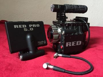 Rent: RED Epic M-X 5K PL Bare Bones