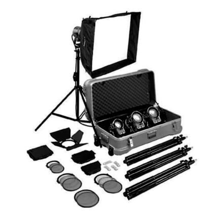 ARRI Softbank IV Tungsten 4 Light Kit (120V AC)