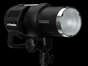 Rent: 2 Profoto B1's with Air Remote + 2 Softboxes