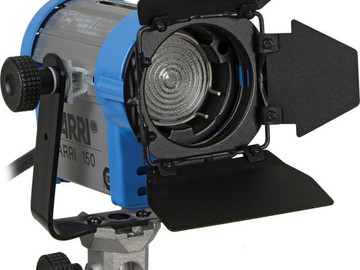 Rent: Arri 150w 4 light kit