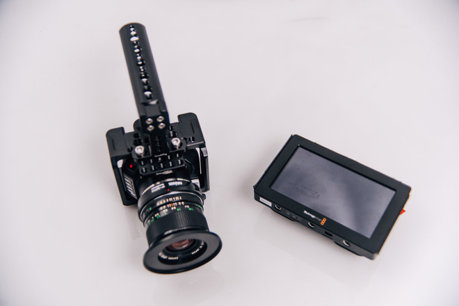 Blackmagic Micro Cinema Camera Speedbooster KIT Complete