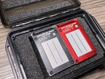 2-RED MINI-MAG - 512GB w/reader