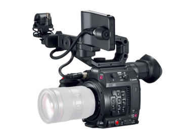 Rent: Canon EOS C200 + Memory Cards & Batteries