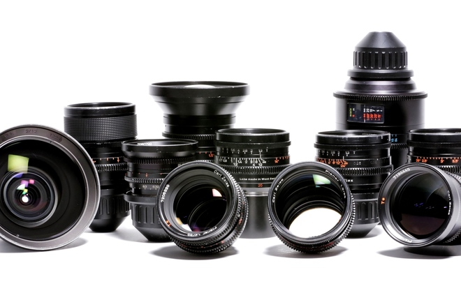 Zeiss Super Speeds Mark II Set of 12
