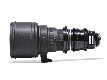 Rent: NIKKOR 400mm PL T2.8 telephoto