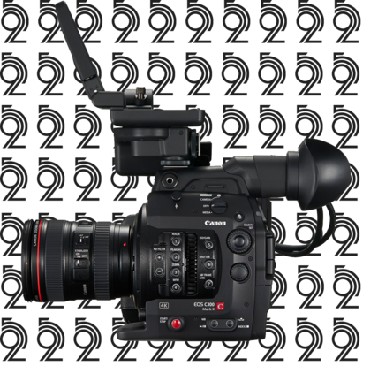 Canon EOS C300 Mark II Kit + 24-105mm f/4 L IS USM
