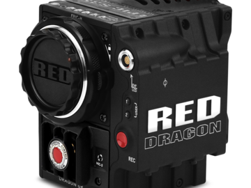 Rent: HG Only: RED Epic Dragon 6K  Package + Movi Pro