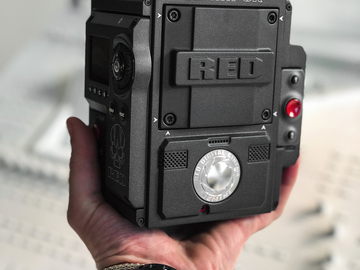 Rent: RED Weapon Gemini NASA 5K Low Light Camera