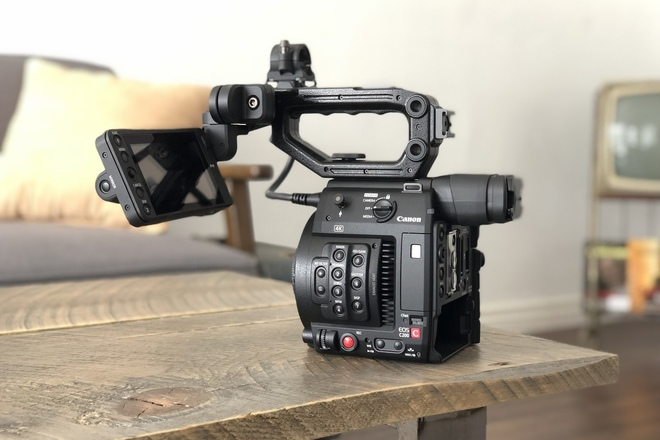 Canon EOS C200 Cinema Camera - Basic Package