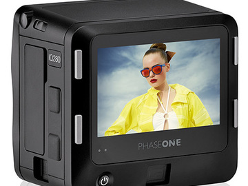 Rent: PHASE ONE | IQ280 DIGITAL BACK | H MOUNT | KIT
