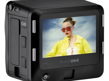 Rent: PHASE ONE | IQ280 DIGITAL BACK | M MOUNT | KIT