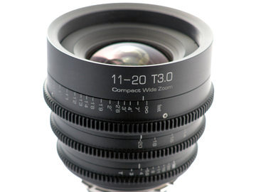 Rent: TOKINA - G.L. Optics 11-20mm PL Mount Zoom Lens