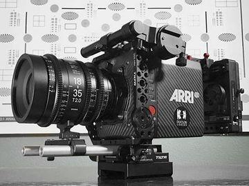 Rent: ARRI ALEXA MINI + SIGMA 18-35mm or 50-100mm Zoom