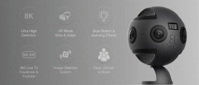 Insta360 8K VR Full Package