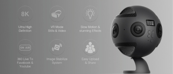 Live Insta360 Camera Package