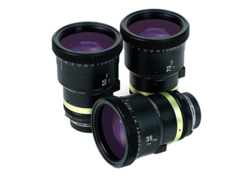 Rent: SLR Magic Anamorphot-Cine 1.33x Three Lens Set PL/EF
