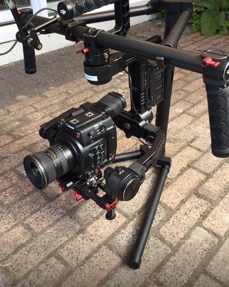 Rent a Canon EOS C200 + DJI Ronin (full size) | ShareGrid Los Angeles