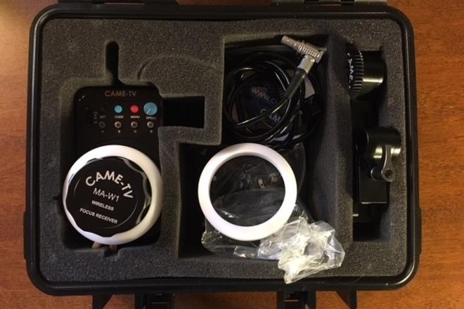 CAME-TV MA-W1 wireless follow focus