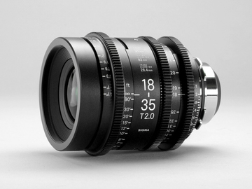 Rent: Sigma 18-35mm T2 Cine (PL Mount)