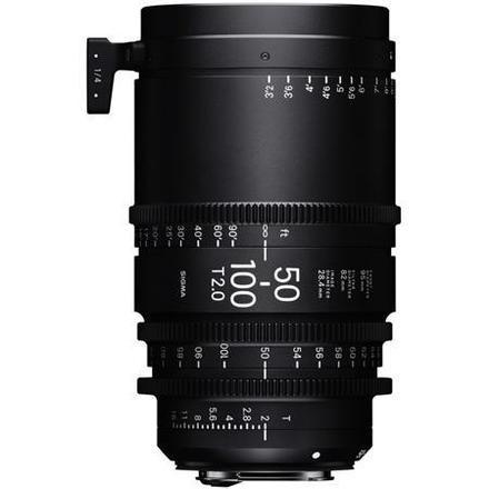 Sigma 50-100mm T2 Cine (PL Mount)