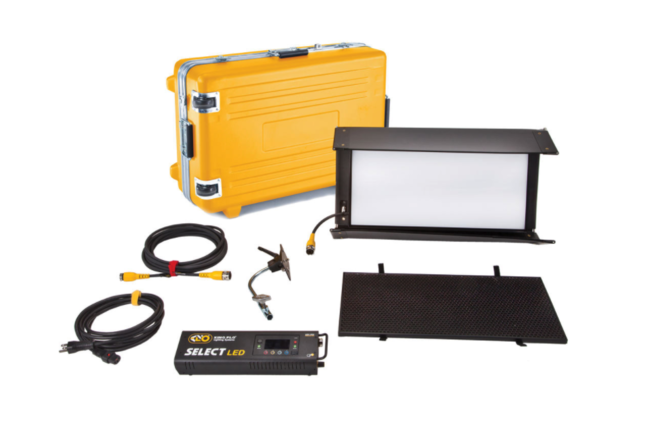 Kino Flo Select LED 20 DMX System