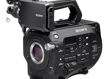 Rent: Sony PXW-FS7 Super 35 Camera Kit