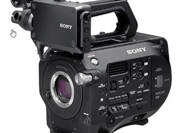 Sony PXW-FS7 Super 35 Camera Kit
