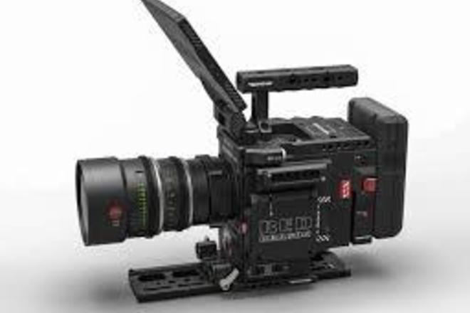 RED Epic Dragon 6K + Leica Primes + O'Connor 1030Ds Tripod