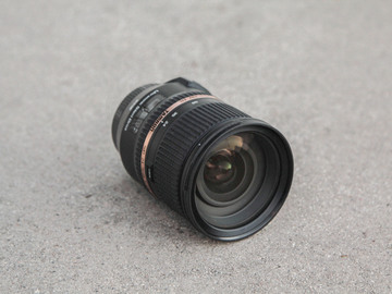 Rent: Tamron SP 24-70mm f/2.8 Di VC USD EF Mount for Canon