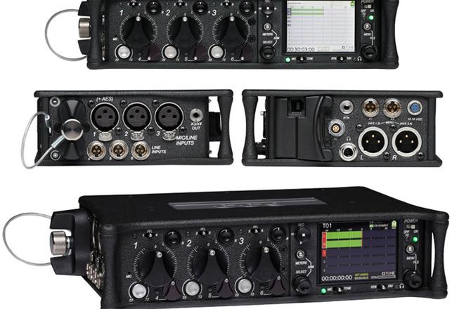 Sound Devices 633 w/Bag & Power