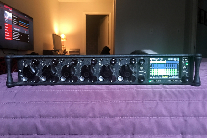 Sound Devices 688 Mixer/Recorder