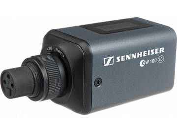 Rent: Sennheiser SKP 100 G3 Plug-on Transmitter