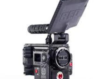 Rent: RED Scarlet-W Dragon 5K Kit