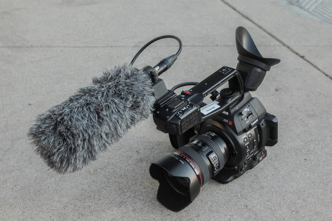 Canon C100 Mark II Documentary Package